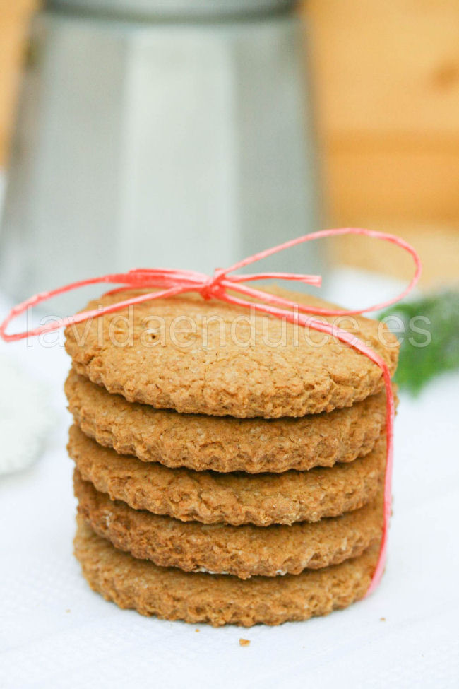 galletas integrales